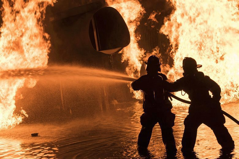 What are the most common causes of fire in the workplace?