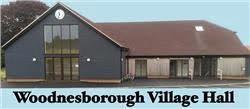 Woodnesborough village hall
