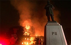 What lessons can be learned from the Brazil museum fire?