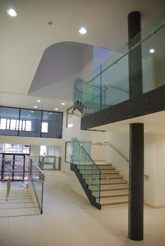 Invicta Interiors, specialists in interior development and redevelopment projects