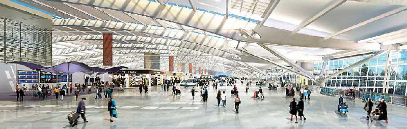 London's Heathrow Terminal 5 Project