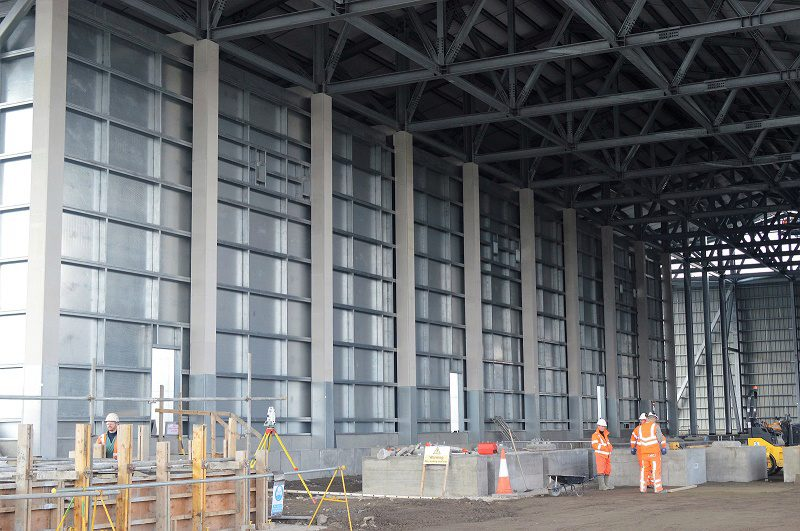 Invicta Fire Protection - Stronelairg windfarm sub-station project