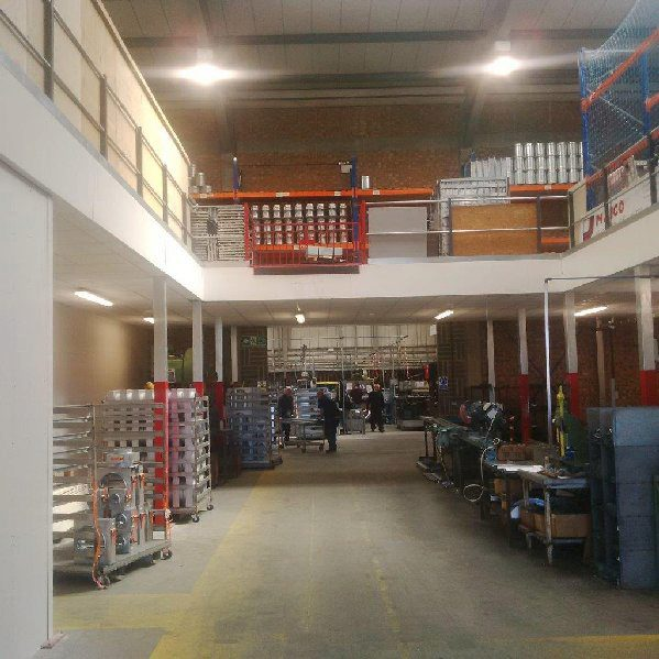 Retail Mezzanines, Retail Storage and Retail Fire Protection