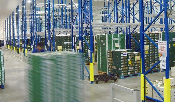 Cargo Home Shop Warehouse Racking Redesign