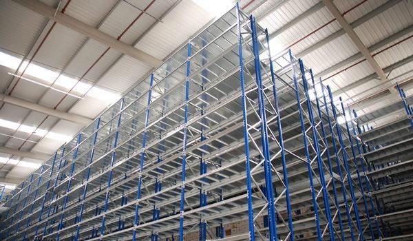 The Hill Company Archive Storage Facility